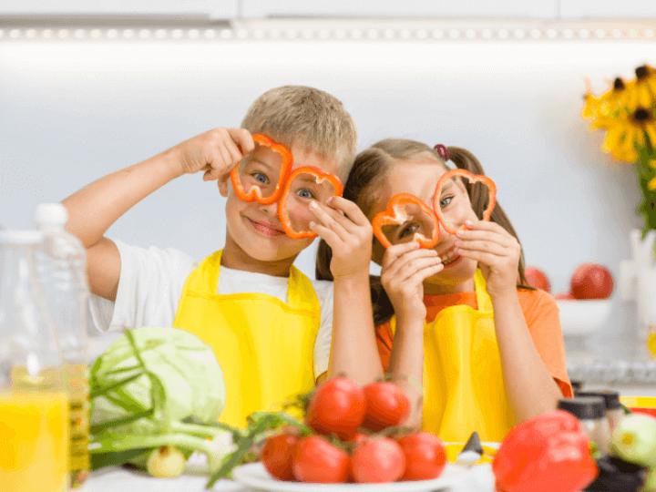 Vegetarian diet in children