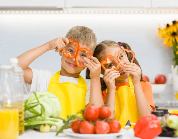 Vegetarian diet in children